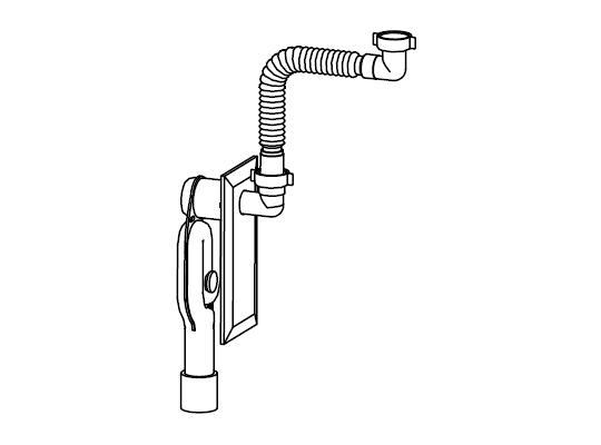 sifoni lavabo - Sifoni Salvaspazio Per Lavabi