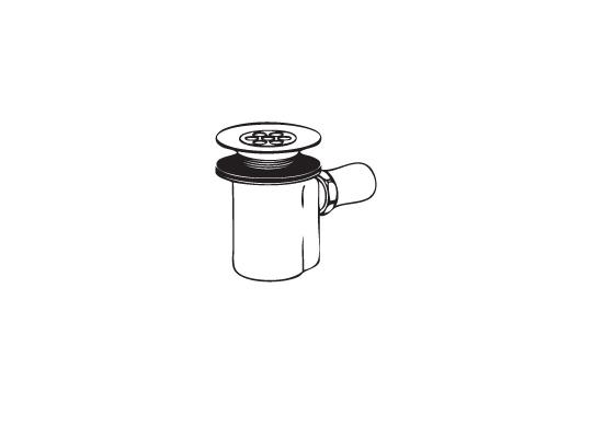Piletta sifonata pozzetto per piatto doccia - Piletta piatto doccia ...